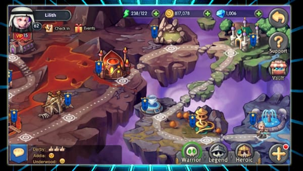 hero tactics screenshot