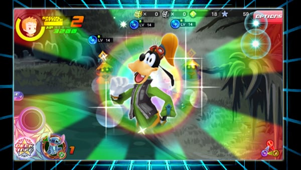 kingdom hearts unchained screenshot