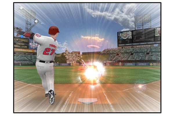 mlb 9 innings 2016 screenshot