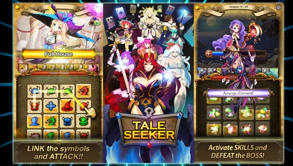 tale seeker screenshot