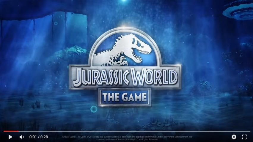Jurassic World ™ Game