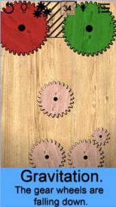 Gears logic puzzle