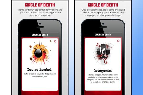 circle of death screenshot