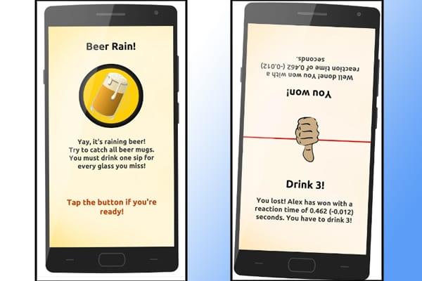 drinking game screenshot