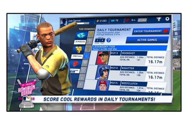 mbl home run derby 16 screenshot