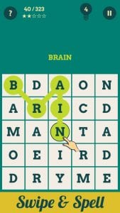 Brain Games : Words & Numbers for Brain Training