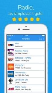 Simple Radio - Live AM & FM Radio Stations
