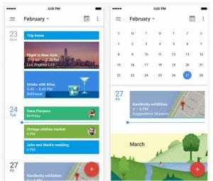 12 Free calendar apps for Android | Free apps for Android and iOS
