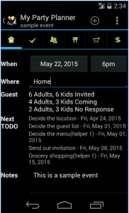 11 Best Party Planner Apps for Android & iOS | Free apps ...