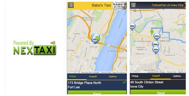 NexTaxi: The Cab Grabber!