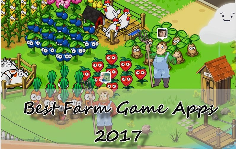 Best Farm Game Apps 2017