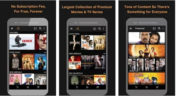 movie app for android 2017