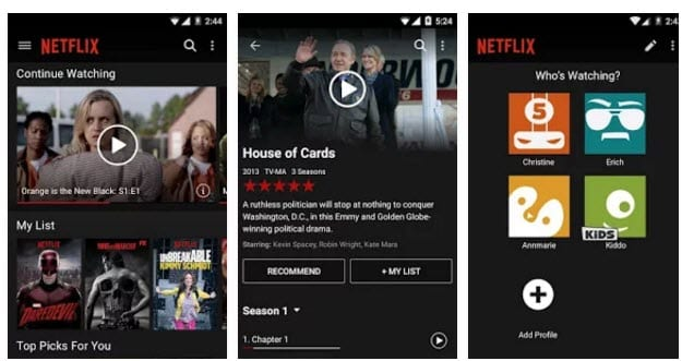 full movie app android