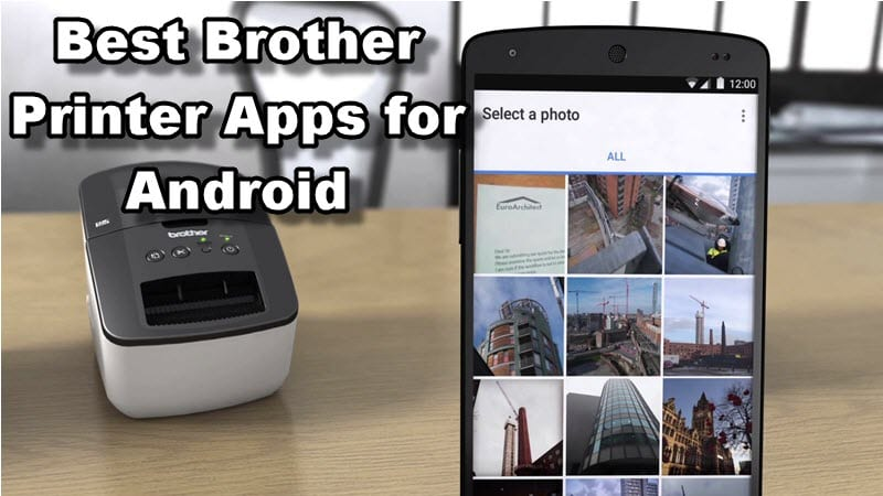 Best Brother Printer Apps for Android
