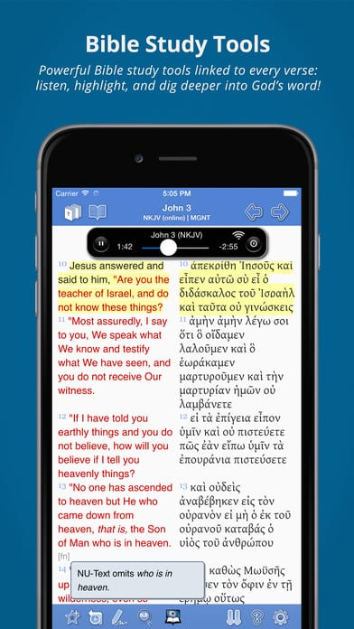 15 Best Bible Apps For Android Amp Ios Free Apps For