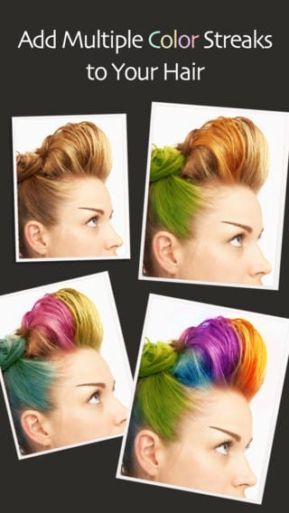 Best Apps To Choose Your Head Color AndroidiOS Free Apps - Hair colour editor download