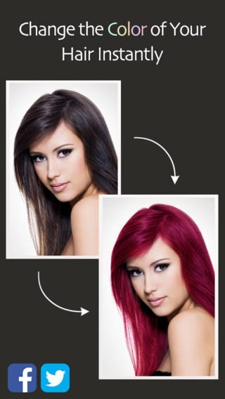 8 Best apps to choose your head color (Android+iOS) | Free apps ...