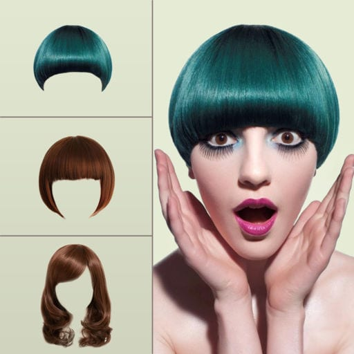 8 Best apps to choose your head color (Android+iOS) | Free apps for ...