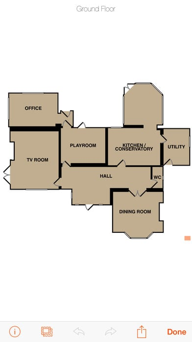 Best floor plan app ios thefloors co for Best room layout app