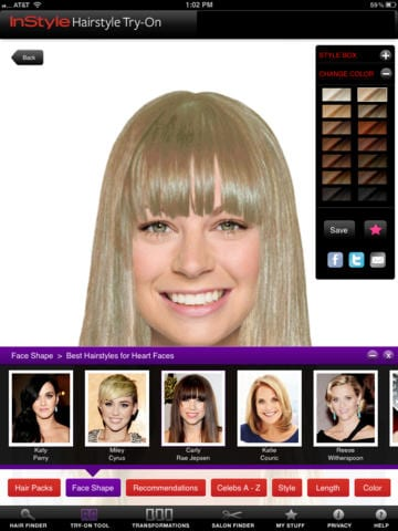 hair style software free hairstyle software for pc hair 9086