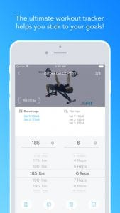 JEFIT — Workout, Fitness, GymLog
