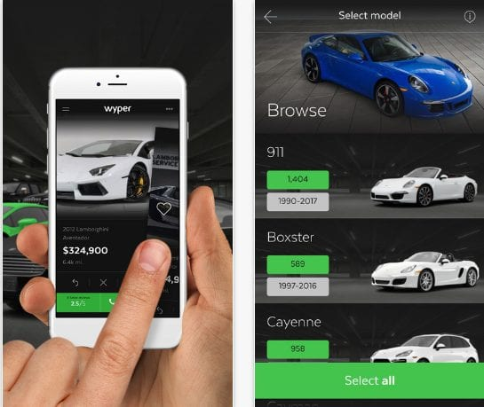 Wyper: Swipe-Car Buying App - Cars for Sale
