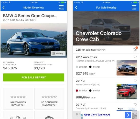 Edmunds - New & Used Cars Search