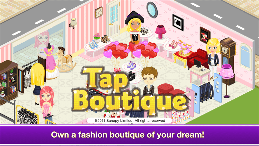 Top Fashion Games For Ios Android Free Apps For Android And Ios