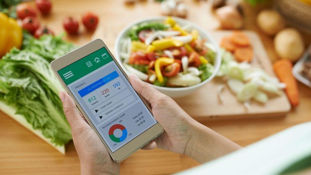 YAZIO Calorie Counter app image