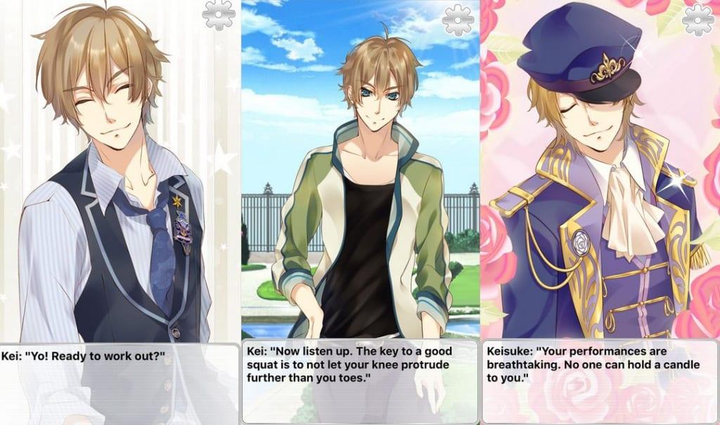 flirting games anime boys 2 free: