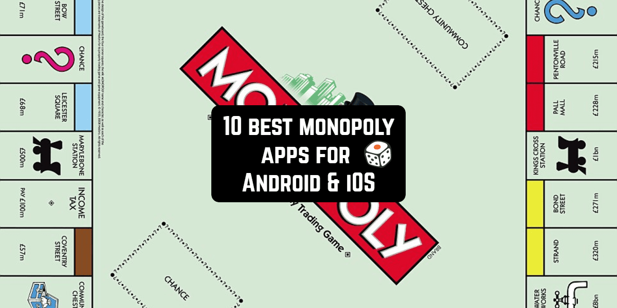 monopoly apps