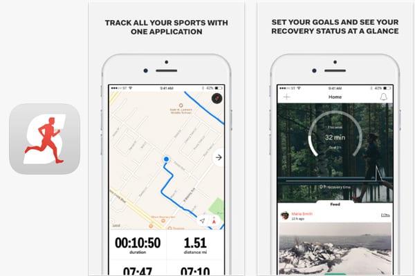 sports tracker pic