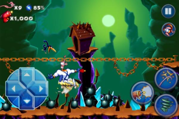 earthworm jim screen
