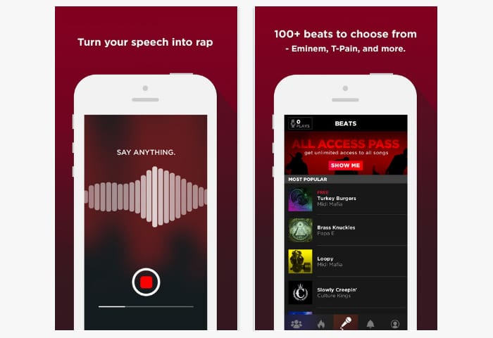 8 Best rap apps for Android & iOS | Free apps for Android and iOS