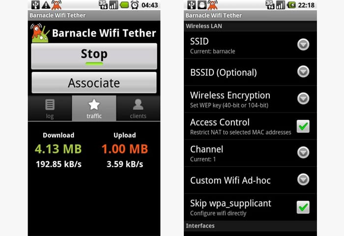 9 Best tethering apps for Android & iOS | Free apps for Android and iOS