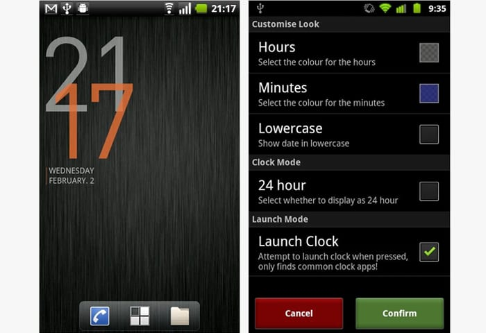 17 Best clock widgets for Android | Free apps for Android