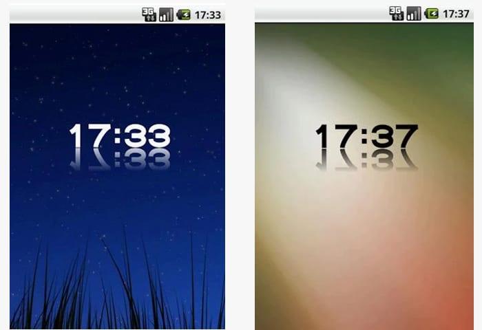 d clock app