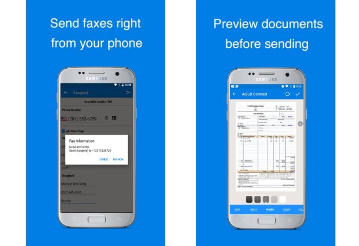 easyfax app