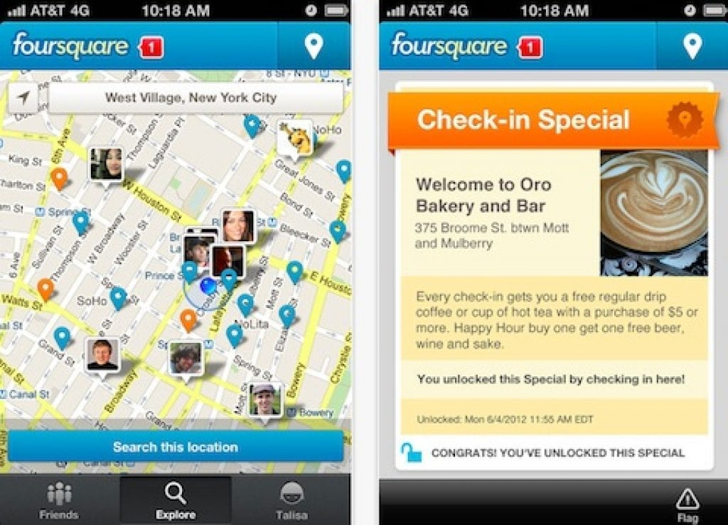11 best check in apps for android ios free apps for android ios