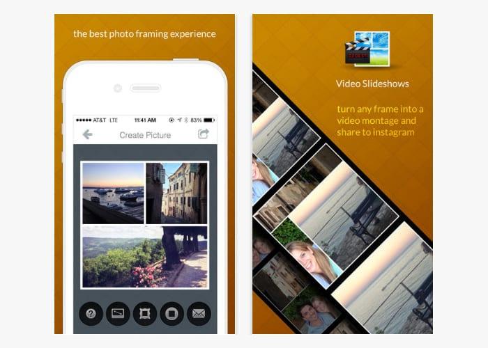 frametastic app