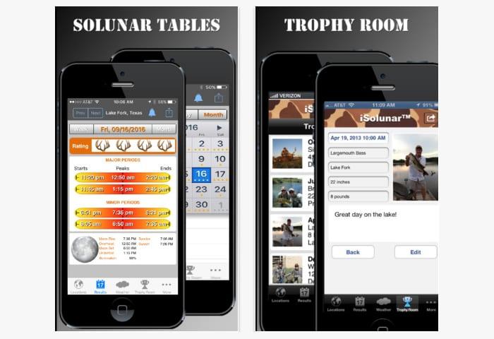 isolunar app