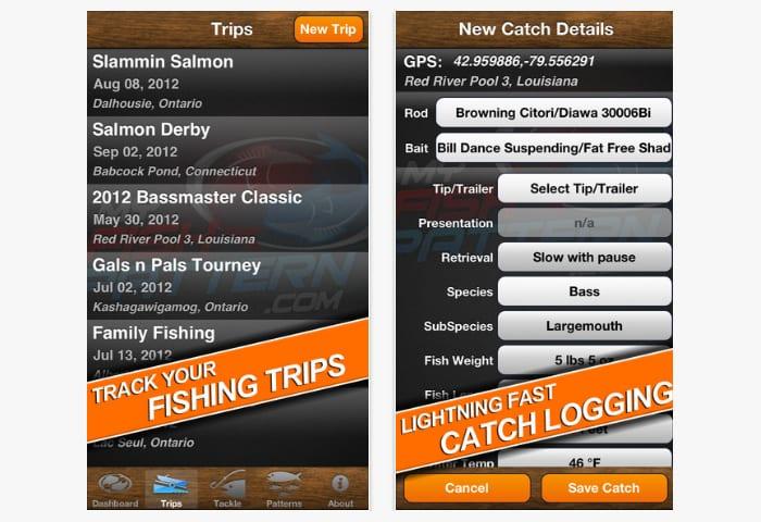 mfp log app