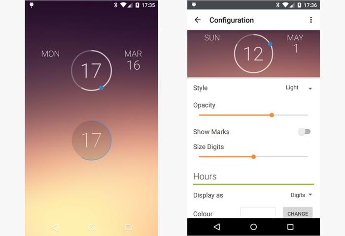 onca widget app