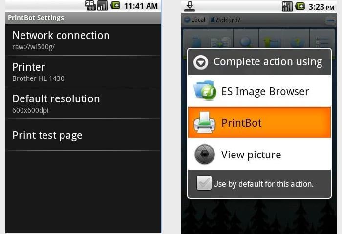 printbot app