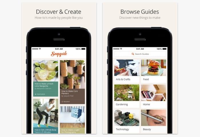 snapguide app