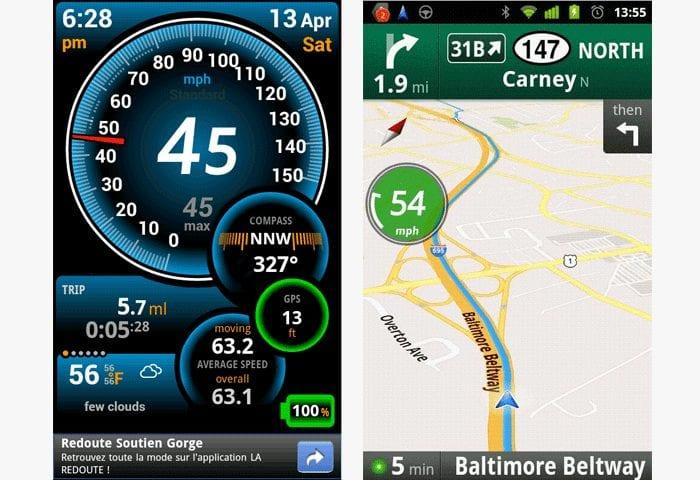 ulysse speedometer app