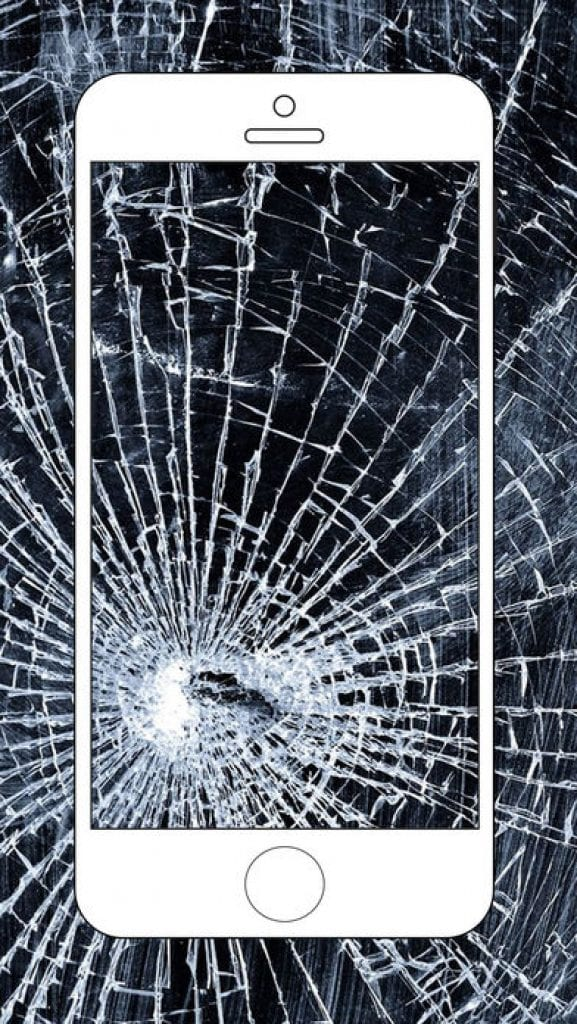 11 Cool Fake Broken Screen Apps For Android Ios Free