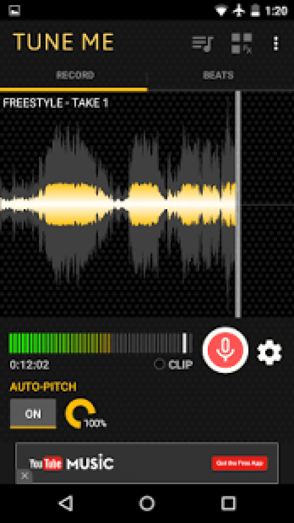 auto tune voice changer download mac