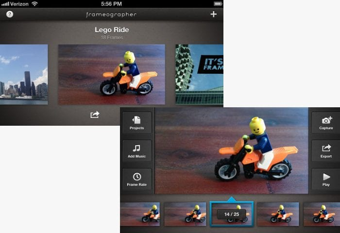 frameographer app