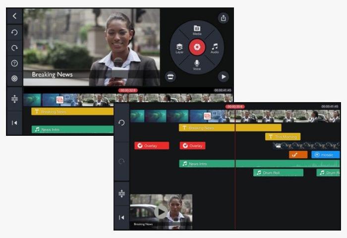kine video app